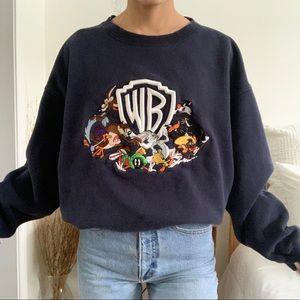 Vintage Loonie Tunes Warner Bros Sweatshirt